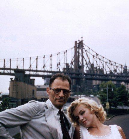 Egy érdekes szerelmi történet: Marilyn Monroe és Arthur Miller házassága