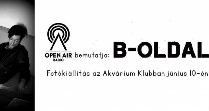 B-OLDAL – lemezborítók újraélesztve