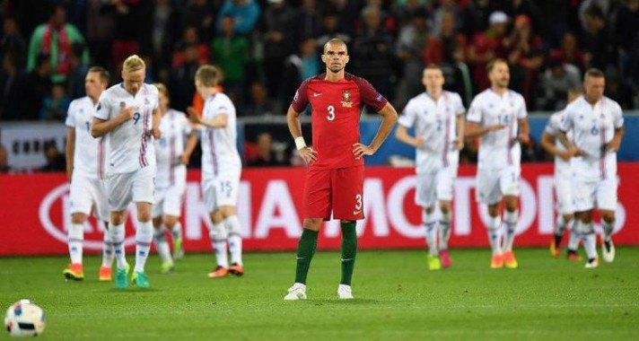 Ronaldoék nem bírtak Izlanddal