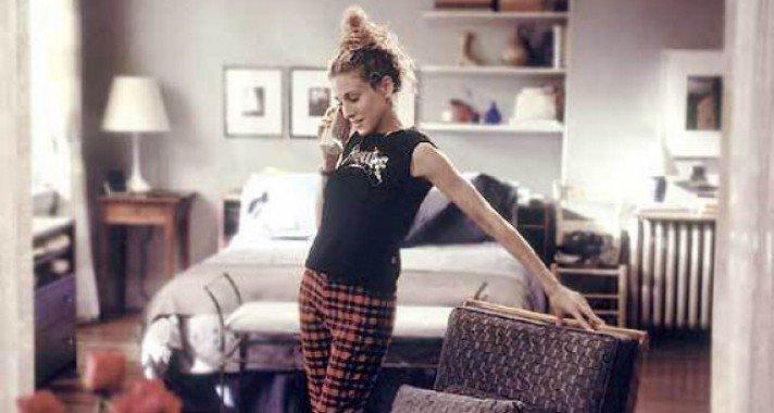 A Szex és New York főszereplőinek ikonikus lakásai