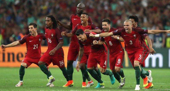 Portugália a négy között