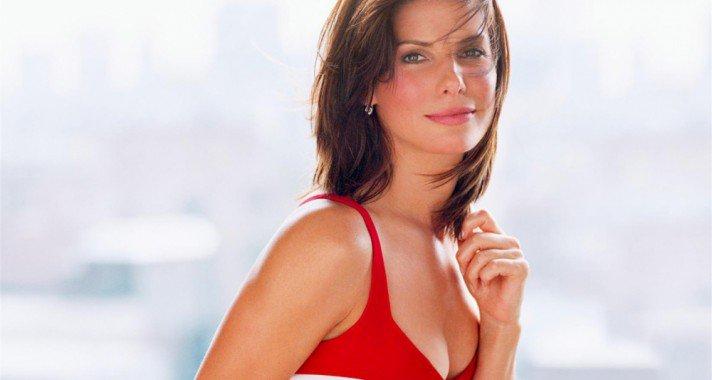 Mindenki kedvence - 52 fotó a ma 52 éves Sandra Bullockról