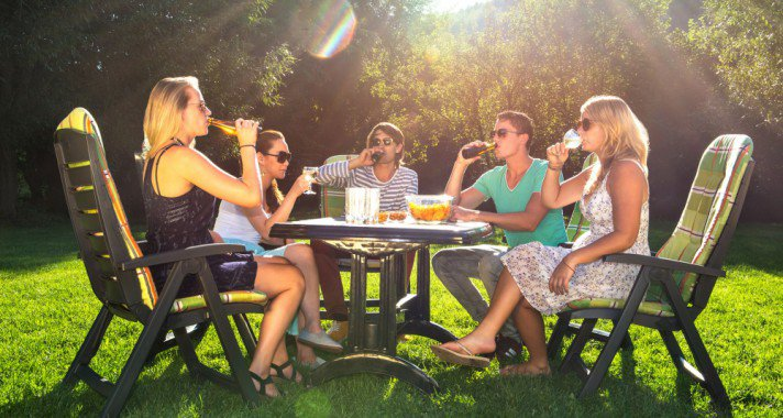 Ötletek egy spontán nyári party-hoz