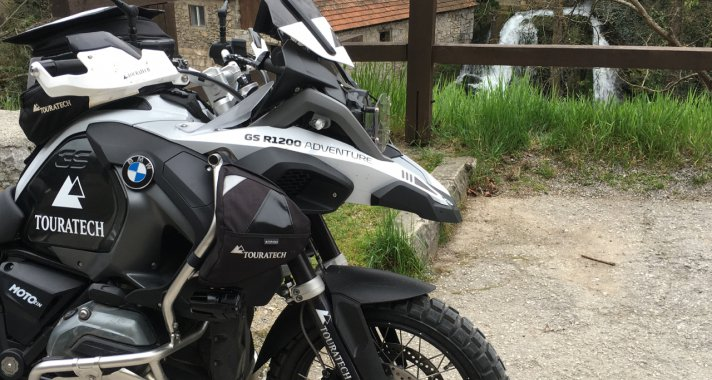 Nem vénnek való vidék! BMW R 1200 GS Adventure LC 2016 0