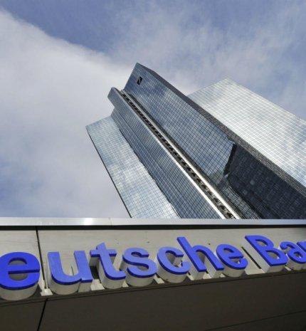 Nagy bajban van a Deutsche Bank