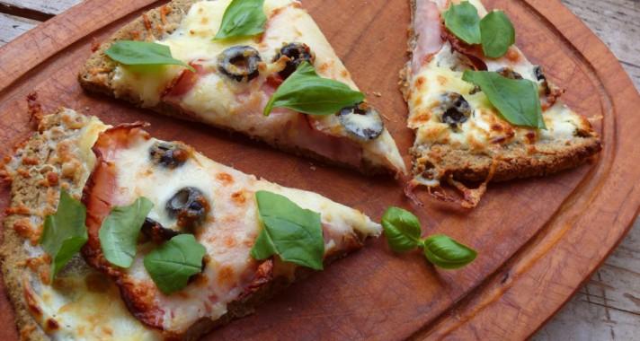 A legegészségesebb pizzatészta variációk, őszi estékre