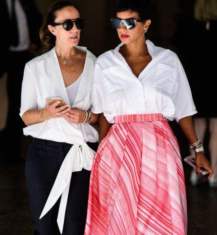 Az utca embere jobban fest, mint egy manöken - Őrült jó streetstyle outfiteket a New York Fashion Weekről