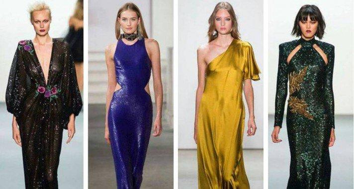 14 legszebb estélyi ruha a New York Fashion Weekről