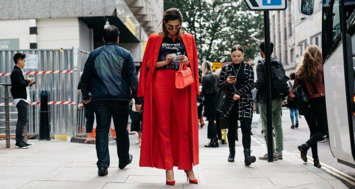Az ultrasikkes londoniak - London Fashion Week utcai stíluskörkép